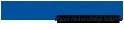 Yaşar Üniversitesi – İnşaat Mühendisliği Bölümü